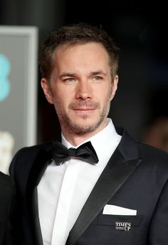 18 February 2018, James D'Arcy attended the EE British Academy Film Awards on Sunday evening.  He was on the red carpet around 6.30 PM, ceremony started at 7 PM at the Royal Albert Hall in South Kensington, London.