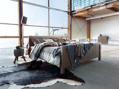 Kijk dat is een slaapkamer! @Hartog Wonen