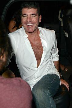 Simon Cowell in Miami