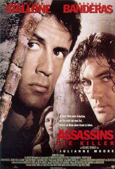 [link] Assassins – Die Killer (Originaltitel: Assassins) ist ein Action-Thriller aus dem Jahr 1995 des Regisseurs Richard Donner. https://de.wikipedia.org/wiki/Assassins_%E2%80%93_Die_Killer