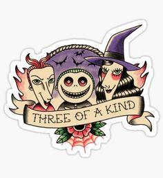 Tim burton themed tattoos nightmare before Christmas Tatto Skull, Tatoo Art, Body Art Tattoos, Tatoos, Halloween Tattoo, Fall Halloween, Arte Tim Burton, Nightmare Before Christmas Tattoo, Craft Studios