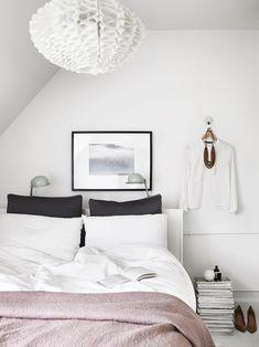 Is To Me | Interior inspiration | Scandinavian bedroom