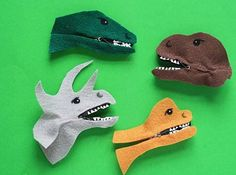 Take your little ones back in time to play with some of the greatest beasts that ever walked this earth by letting them make these Adorable Clothespin Dinosaurs. Your kids will love dinosaur crafts this one because they can make their dinosaurs look as fierce as they want by following these fun painting ideas. They will have a blast when they are able to put a scary twist on felt crafts with the free dinosaur printable template that is included with this craft. Who knew you could make a…