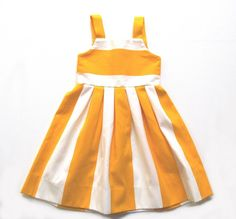 FRENCH vintage 70's / kids / dress / large by Prettytidyvintage