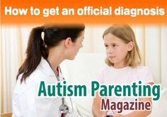 How To Get An Official Diagnosis #autism #theraphy #autismparent #sensory - There are many benefits to getting an official diagnosis, which many people don't realize.With adults, an official diagnosis is essential if you intend to claim benefits