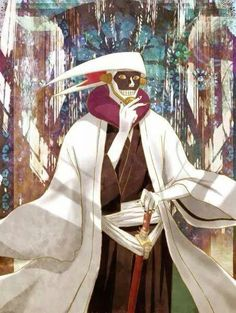 Kurotsuchi Mayuri. Bleach. #anime