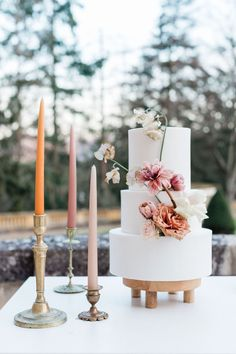 Romantic fall inspiration + bridal fashion at a French Chateau Wedding Blog, Wedding Styles, Wedding Planner, Bridal Looks, Bridal Style, Wedding Cake Designs, Wedding Cakes, Autumn Inspiration, Wedding Inspiration