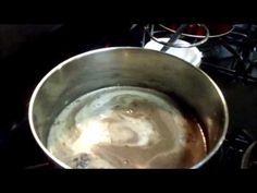 Haitian Cuisine: Hot Chocolate - YouTube