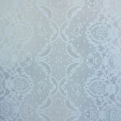 Elegantly detailed and subtly sexy, Laced is a traditional pattern that illustrates how hand screening can add dimension to one color patterns in ways digital p