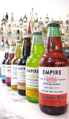 empire soda from bristol, ri best diet cream soda EVER