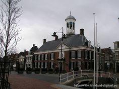 Stadhuis (City Hall) Dokkum (Holland)