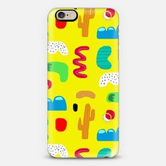 Toes in the desert phone case