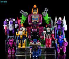 Transformers G1 Headmaster Decepticons