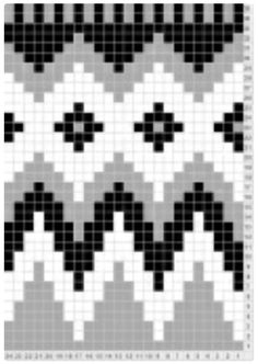 Free knitting charts-- just love this website, so many creative artists. Knitting Charts, Knitting Stitches, Free Knitting, Baby Knitting, Knitting Patterns, Fair Isle Chart, Fair Isle Pattern, Tapestry Crochet Patterns, Loom Patterns