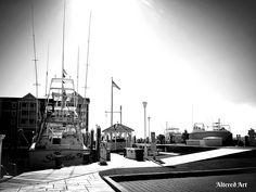 https://flic.kr/p/RUrch9 | marina in downtown Ocean City, MD | Bayside Ocean City | boats at the docks