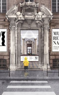 MURENA_the new entrance, Natural Museum Torino, Fosbury Architecture