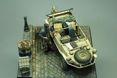 Schwimmwagen Type 166