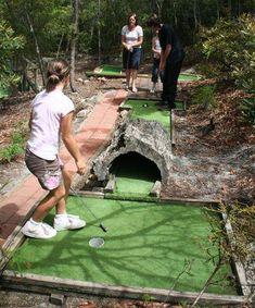 Indoor Putt Putt, Putt Putt Golf, Mini Golf Games, Backyard Putting Green, Golf Card Game, Adventure Golf, Golf Bags For Sale, Dubai Golf, Crazy Golf