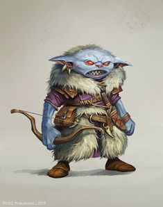 Goblin characters for the role-playing game Pathfinder. Pathfinder Character, Character Concept, Character Art, Character Design, Fantasy Monster, Monster Art, Dnd Characters, Fantasy Characters, Character Illustration
