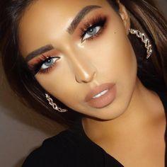 8 Tips for Choosing the Right Cosmetics for Your Skin Type Sexy Makeup, Kiss Makeup, Cute Makeup, Glam Makeup, Party Makeup, Bridal Makeup, Hair Makeup, Classy Makeup, Makeup Brands