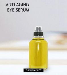 Essential oil Anti Aging Eye Serum