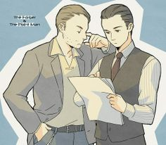 Eames and Arthur Inception