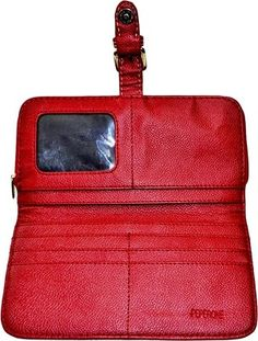 Peperone Wallet (Red)