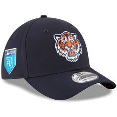 Men s Detroit Tigers New Era Navy 2018 Spring Training Collection Prolight  39THIRTY Flex Hat 7dae30ce632