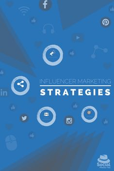 """Influencer Marketing is """"the new black."""" Everybody is talking about it, and it seems like all companies and alike) are dabbling in it. Here are seven tips that will make your next Influencer Marketing campaign a success! Marketing Topics, Digital Marketing Strategy, Facebook Marketing, Business Marketing, Content Marketing, Affiliate Marketing, Social Media Marketing, Social Media Influencer, Influencer Marketing"""