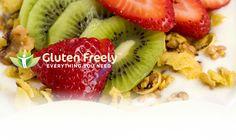 Gluten Free Ingredients & Gluten Free Information