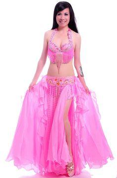 Full Belly dance Skirt Professional Bellydance Dress Belly Dance Skirt 946284efa95c