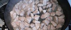Brassói aprópecsenye készítése 9 - serpenyőben piruló hús Beef, Food, Meat, Essen, Meals, Yemek, Eten, Steak