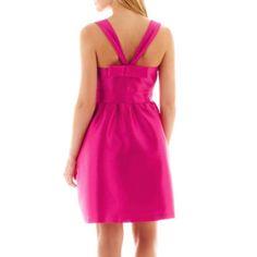 Simply Liliana Sleeveless V-Neck Dress   found at @JCPenney . Charlotte