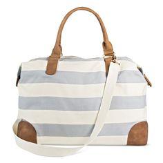 Women's Canvas Weekender Handbag - Merona,