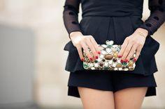 jewels + lbd