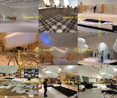 MAS Madrid Architecture Seoul Exhibition. Seoul, South Korea. Daniel Valle Architects