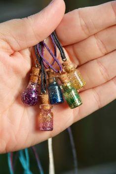 Fairy Dust Necklace   SensiblySara.com