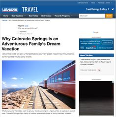 Our beloved city has been featured on U.S. News & World Report! Read the article here.