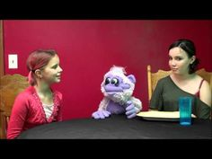 Bean's Mystery Time!  Our puppet show for kids contest entry... Who Ate All the Cookies??  Children help Bean the monkey solve the mystery!