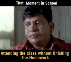 That Moment In School - Vadivelu Comedy Comment