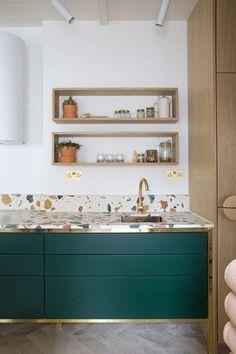 Look, I love a white kitchen