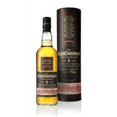 """Glendronach - Whisky 8 Anni """"Hielan"""" 70 cl. (S.A.)"""