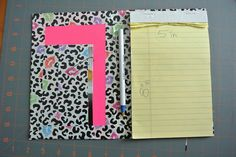 Duct Tape Server Book tutorial (40) by toniwalker, via Flickr