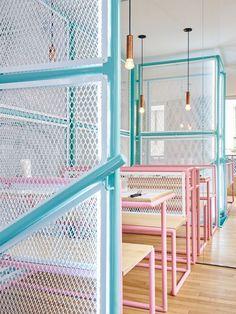 Restaurant Paris : Nouveau lieu le PNY