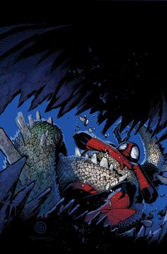 Amazing Spider-Man #633 Cover