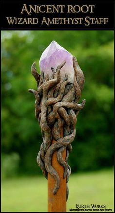 Ancient_Root_Wizard_Magic_Amethyst_Crystal_Staff_2_large.jpg (260×480)
