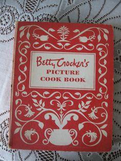 Betty Crocker's Picture Cookbook, 1950
