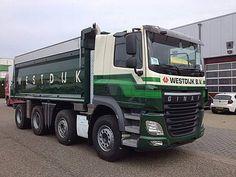 DE NIEUWS KRANT GINAF X6 5250 CTSE GINAF Trucks Nederland BV