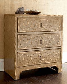 studded chest dresser