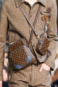Louis Vuitton Fashion Show & More Luxury Details
